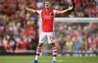 CĐV Arsenal không vui khi một ngôi sao trở lại tập luyện