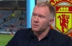 Scholes thán phục một sao Man United