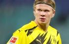 'Haaland là cầu thủ mà Klopp khao khát có được chữ ký'