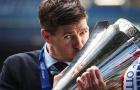 Gerrard: 'Tôi cầu chúc những điều tốt đẹp nhất đến Steve Bruce'