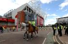 Trận đại chiến Man United vs Liverpool được tăng cường an ninh