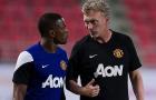 Patrice Evra tiết lộ câu chuyện của David Moyes tại Man United