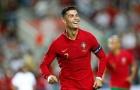 Ronaldo chia sẻ về kế hoạch nghỉ hưu ở ĐTQG