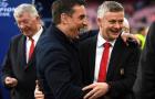 Gary Neville chỉ trích các cầu thủ Man United