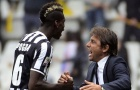 Pogba và Conte nói gì về nhau?