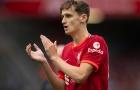 Klopp ấn tượng trước tài năng trẻ Liverpool