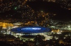 Thành phố tổ chức Olympics 2016 lung linh trong đêm
