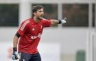 CHÍNH THỨC: 'Buffon phiên bản lỗi' chia tay Juventus