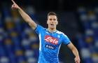 Tottenham, Everton nhận tin vui từ 'kẻ bị cô lập' ở Napoli