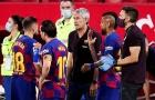 'Kẻ phản bội' khẳng định sẽ quay trở lại Barca