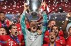 CHÍNH THỨC: Quá vượt trội, Manuel Neuer xuất sắc nhất nước Đức năm 2020