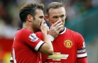 Juan Mata hài hước kể chuyện bị Rooney 'đối xử phũ' ở Man Utd