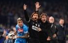 Pirlo: 'Tôi biết ơn Conte rất nhiều'