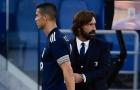 Ronaldo đang gặp vấn đề lớn với Pirlo