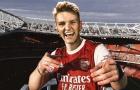 Huyền thoại Arsenal hoài nghi năng lực của Martin Odegaard
