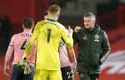 Thua đau Sheffield, Solskjaer tuyên chiến với Arsenal