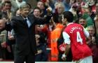 Fabregas tiết lộ điều Wenger tiếc nuối nhất ở Arsenal
