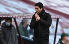 SỐC! Gia đình Arteta bị đe dọa vì thành tích của Arsenal