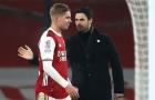 Mikel Arteta nắn gân 'trò cưng' trước trận đấu với Burnley