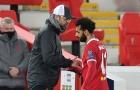 'Jurgen Klopp đã mất kiên nhẫn với một số cầu thủ'