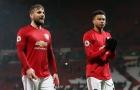 Thăng hoa rực rỡ, bộ đôi của Man Utd sắp được 'nhận quà'