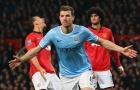 'Hung thần' góp mặt, Roma tự tin đánh bại Man Utd