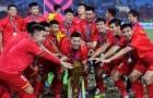 Thái Lan xin đăng cai AFF Cup, bài toán mới của ĐT Việt Nam