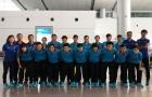 Đội tuyển Futsal nữ Việt Nam sẵn sàng cho VCK Futsal nữ châu Á 2018