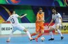 Giống U23 Việt Nam, Thái Sơn Nam vẫn chưa thể lên đỉnh châu Á