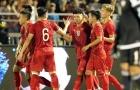 Điểm tin bóng đá Việt Nam sáng 14/10: U22 Việt Nam duy trì kỷ lục sau trận hòa U22 UAE