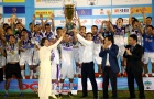 U21 Hà Nội vô địch giải U21 Quốc gia, san bằng kỷ lục U21 SLNA