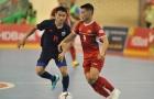 Thua Thái Lan, Việt Nam chỉ còn một con đường để VCK futsal châu Á 2020