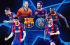Đại chiến Barca - PSG và những điều có thể bạn chưa biết