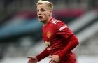 'Không ai ở Man United được đào tạo bài bản như Van de Beek'