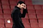 Mùa giải trắng tay hiện hữu, Arsenal phán quyết tương lai Arteta