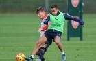 Học M.U, Arsenal trình làng ngôi sao 16 tuổi