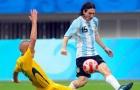 Argentina không cần Messi tại Olympic 2016