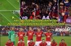 """Ảnh chế: M.U làm trò cười cho thiên hạ khi bắt chước Messi & Suarez, ĐKVĐ Nhật Bản """"khóc ròng"""" vì không né được tuyển Việt Nam"""