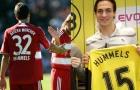 Hummels, Goetze & những cầu thủ từng thi đấu cho Bayern và Dortmund
