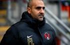 "HLV Parma ""choáng ngợp"" trước Crotone"