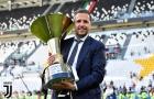CHÍNH THỨC: Sếp lớn từ chức Juventus