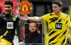 Hụt Sancho, Man Utd đề nghị ký 'cơn lốc cánh trái' giờ chót khiến đối tác sửng sốt