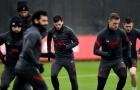 Liverpool đón nhận 2 cú sốc lớn trước đại chiến Man Utd