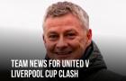 XONG! Đội hình M.U đấu Liverpool: 2 cái tên OUT, 1 trở lại