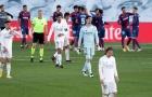 Thua sốc tại Bernabeu, HLV Real Madrid vẫn nói cứng