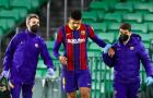 Dính chấn thương cực nặng, sao trẻ Barca vẫn 'liều mình vì đại cuộc'