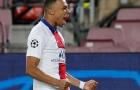 Lập hattrick, Mbappe tiếp tục gửi lời đe dọa tới Barcelona