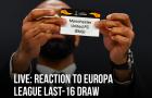 CHÍNH THỨC! Bốc thăm Europa League: M.U đụng thứ dữ