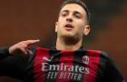 Đang đá cho AC Milan, Dalot có được ra sân đối đầu M.U?