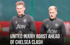 XONG! Đội hình M.U đấu Chelsea: Đón cú hích trở lại, 6 cái tên OUT
